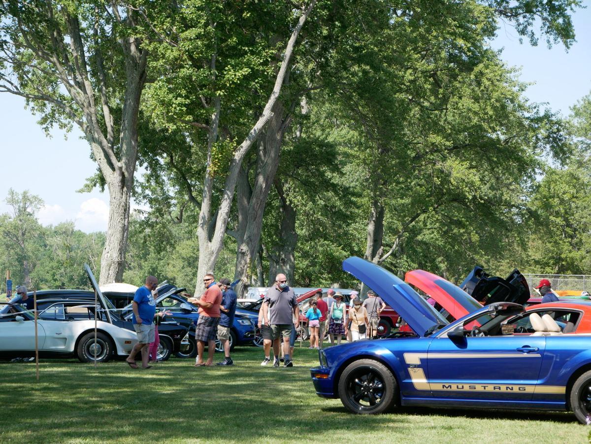 St. Albans Bay Car Show, 2020