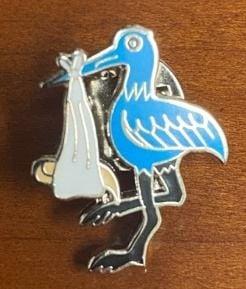 Stork Pin, 2020