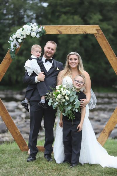 Kendra Leigh Williams and Nathan Paul Lillquist