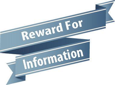 Reward for information