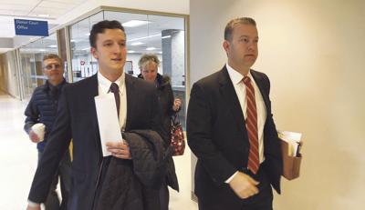 Beattie pleads 'not guilty'