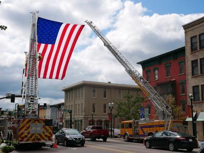 Mayor's Flag, 9-11-2020