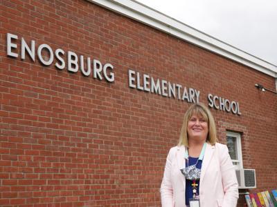Jennifer Hubbard, Enosburg Falls Elementary School - 9-11-2020