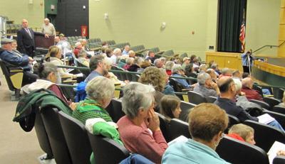 Enosburgh Town Meeting Day, 2012