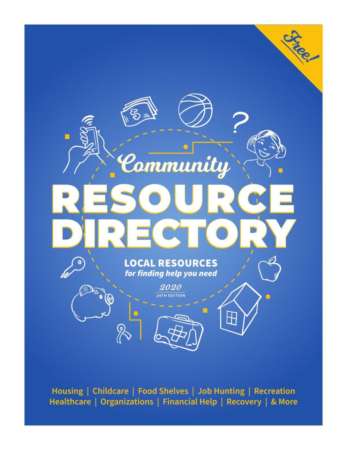 2020 Community Resource Directory