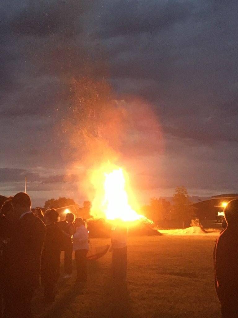 BFA Bonfire