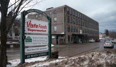 Vista Foods in Richford, 1-11-2020