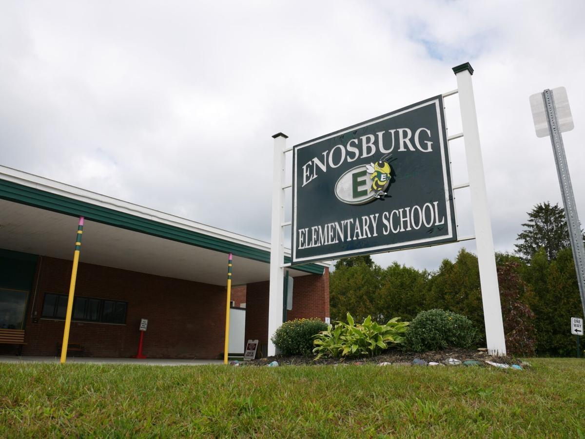 Enosburg Falls Elementary School, 9-11-2020
