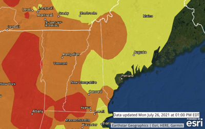 Air Quality in Vermont