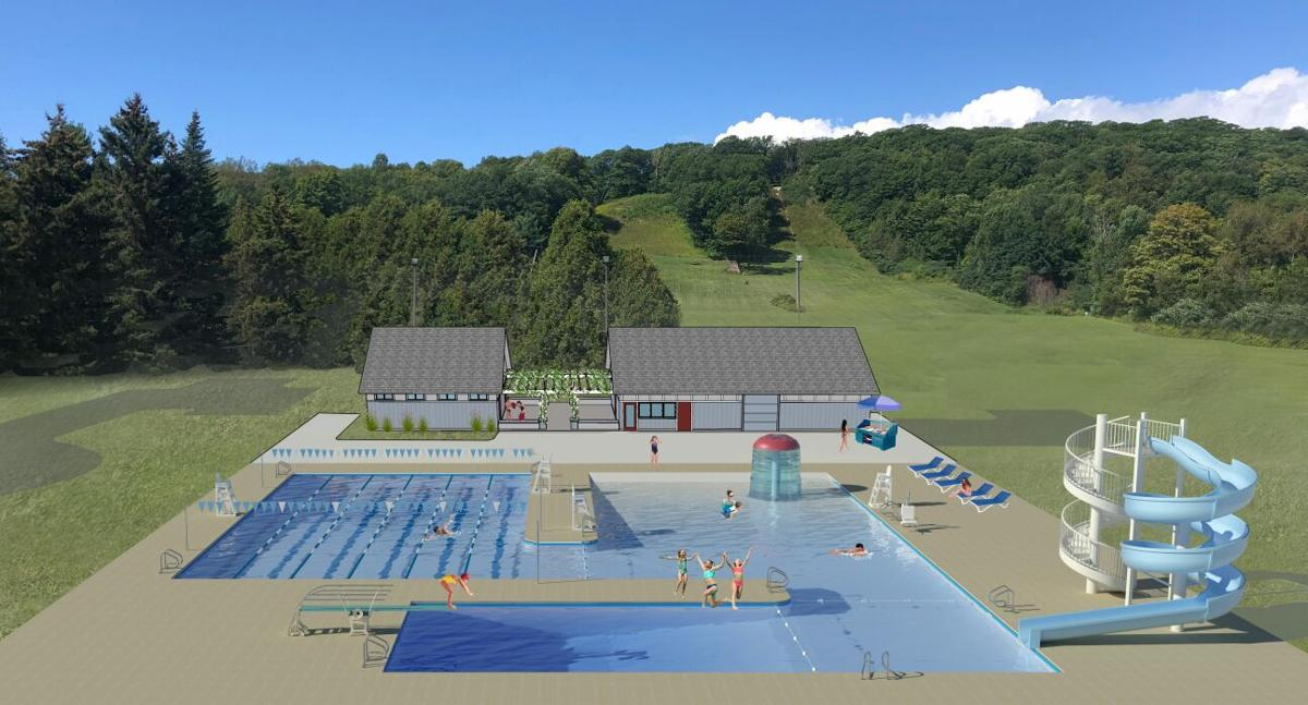 St. Albans City Pool, Arnold & Scangas Architects, 2020 (copy)