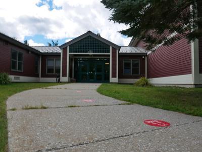 Montgomery Elementary School, 9-4-2020