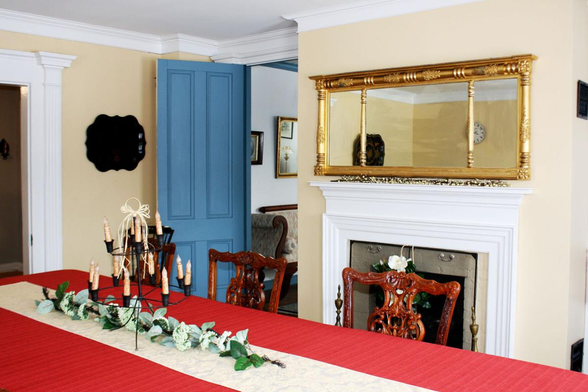 Soule House dining room