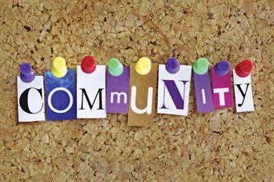 Community donation