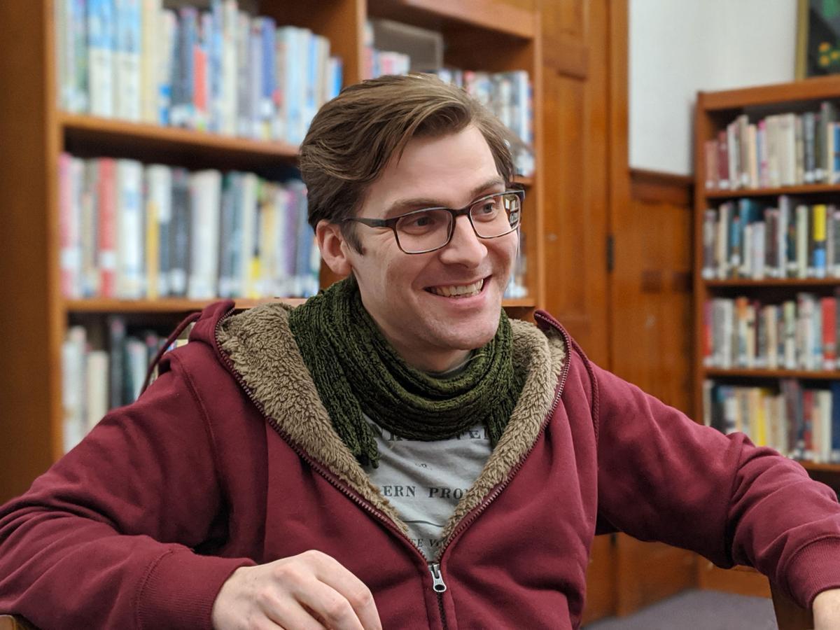 Caleb Rupp
