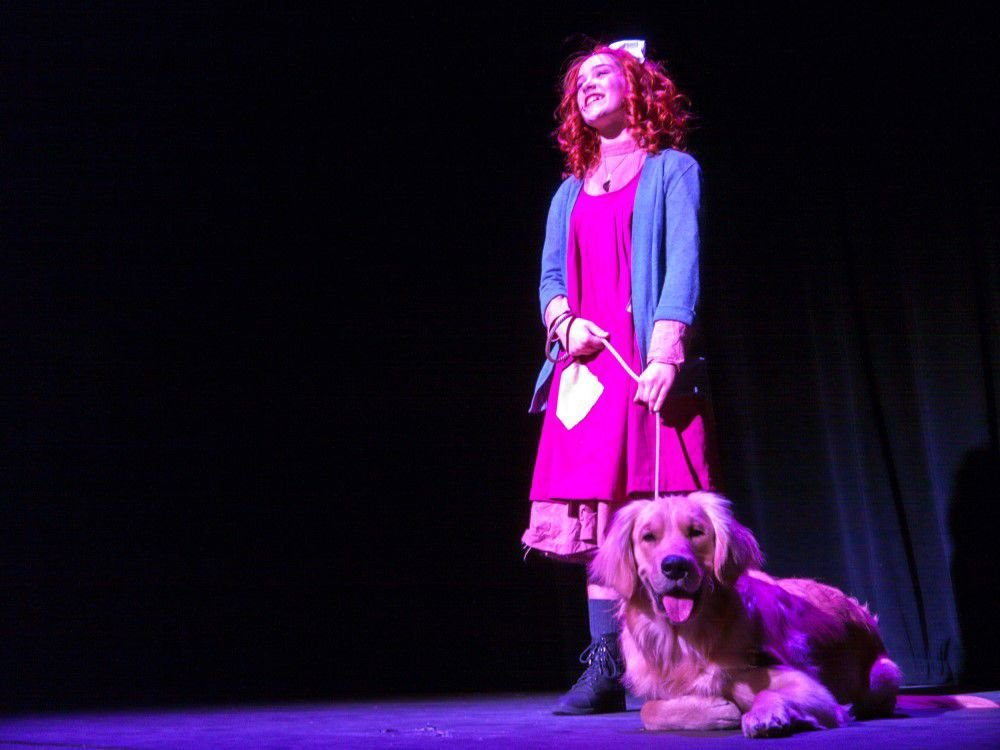 Bellows Free Academy - Fairfax performs Annie, 11-6-2019