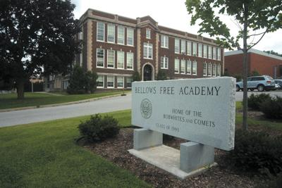 Bellows Free Academy - St. Albans, 2007