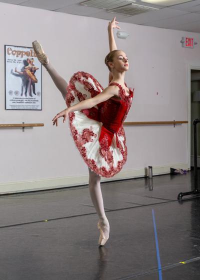 Anderson the Ballerina