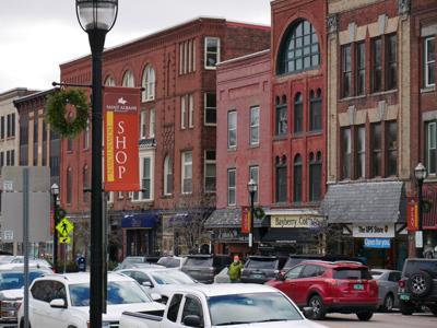 St. Albans Downtown, 11-24-2020 (copy)
