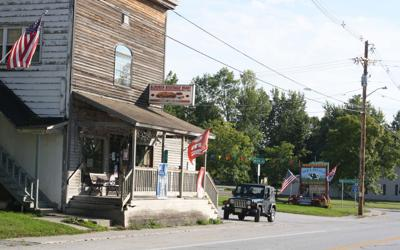 Alburgh Main Street, 2017