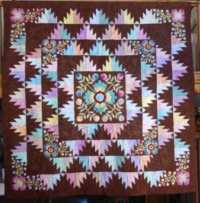 quilt from franklin county quilters guild