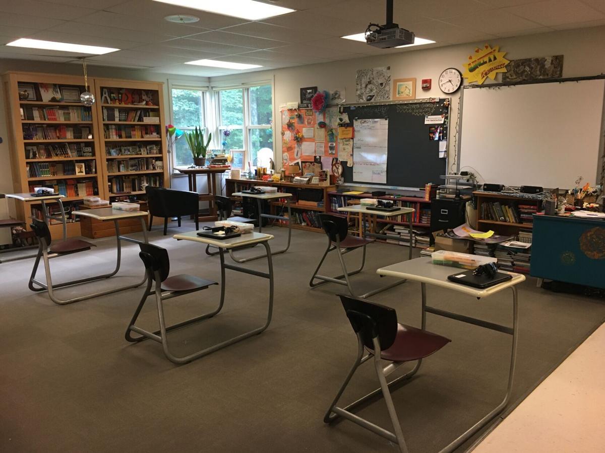 Montgomery Elementary School, 2020