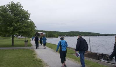 St. Albans Bay Walking Path