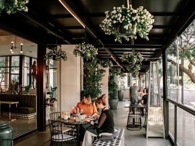 Outdoor Dining / Civico