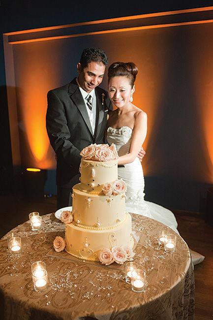 Real Wedding: Three Times