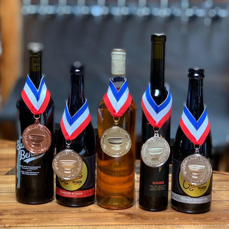 Lost Cause Meadery Wins Big