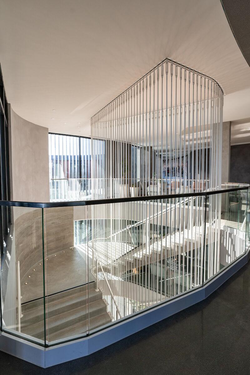 Vaga - staircase