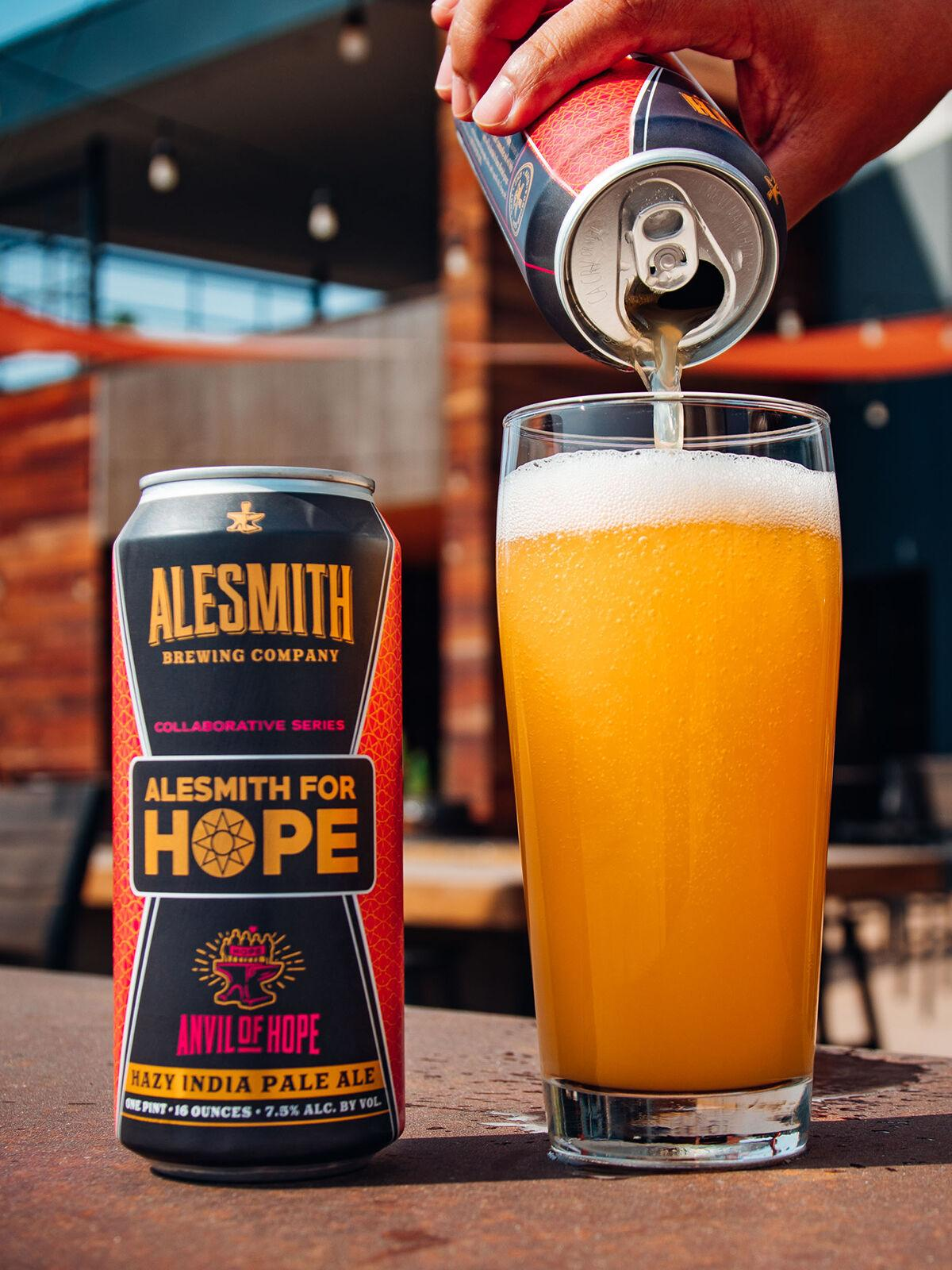 Charitable Beers / AleSmith Brewing Company