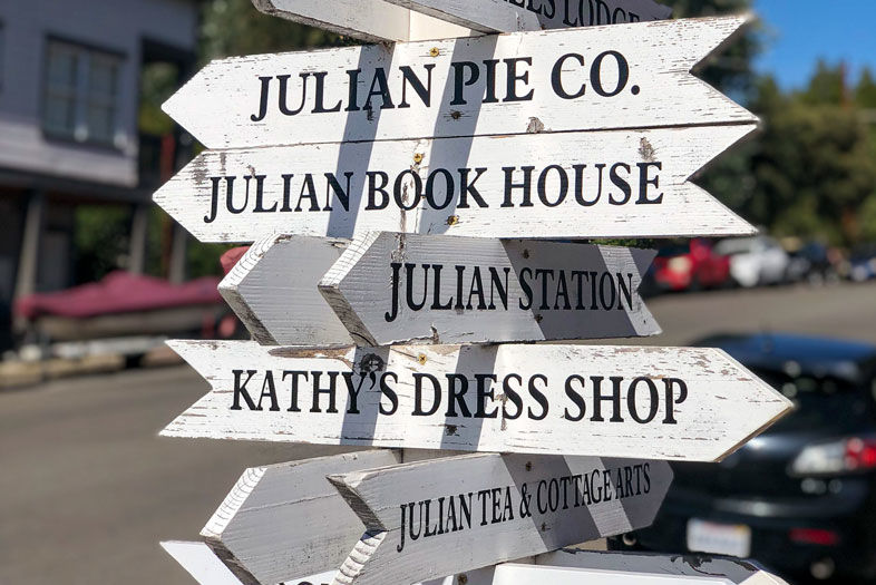 San Diego Neighborhood Guide: Julian