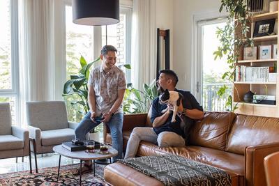 A Mission Hills Condo Gets a Modern-Meets-Art Deco Refresh