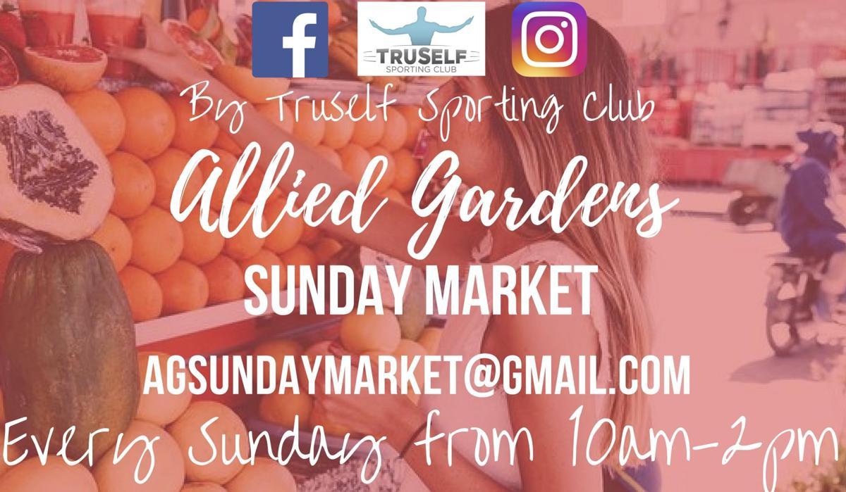 Allied Gardens Sunday Market