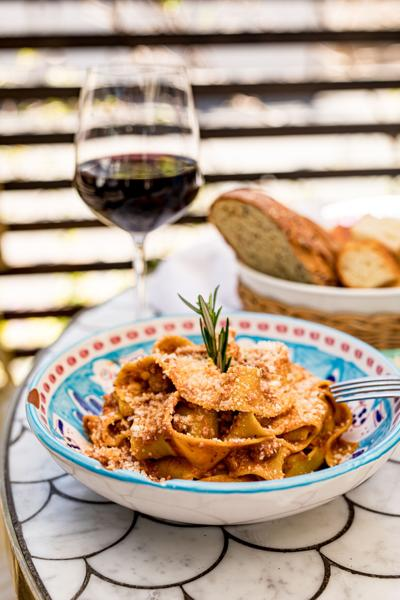 Takeout - Pappardelle