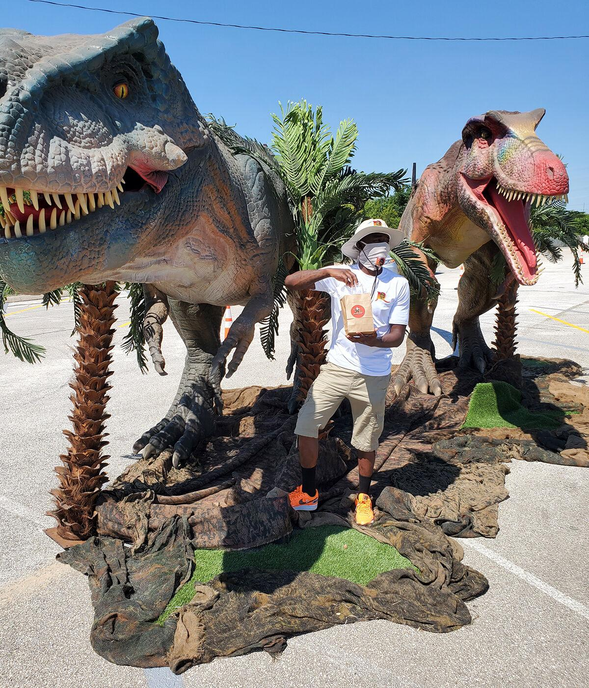 January Things to Do / Jurassic Quest Drive Thru