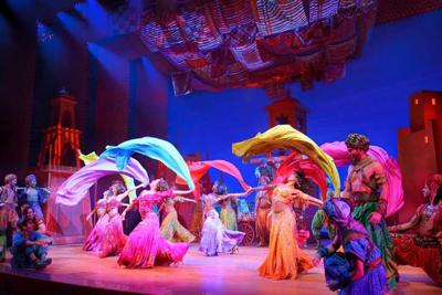 'Aladdin' at the Civic Theatre Recaptures Most of the Original Film's Magic