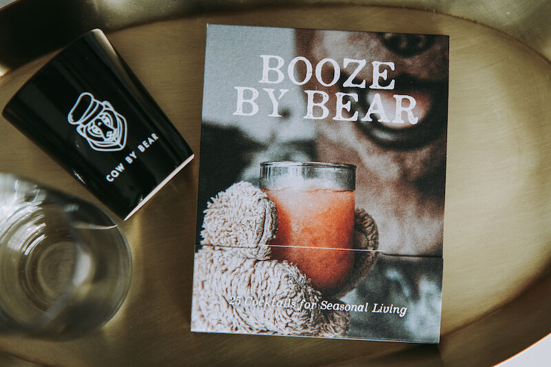 What We're Loving - Booze by Bear