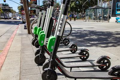 Ever Wonder Who Charges Those Bird Scooters?