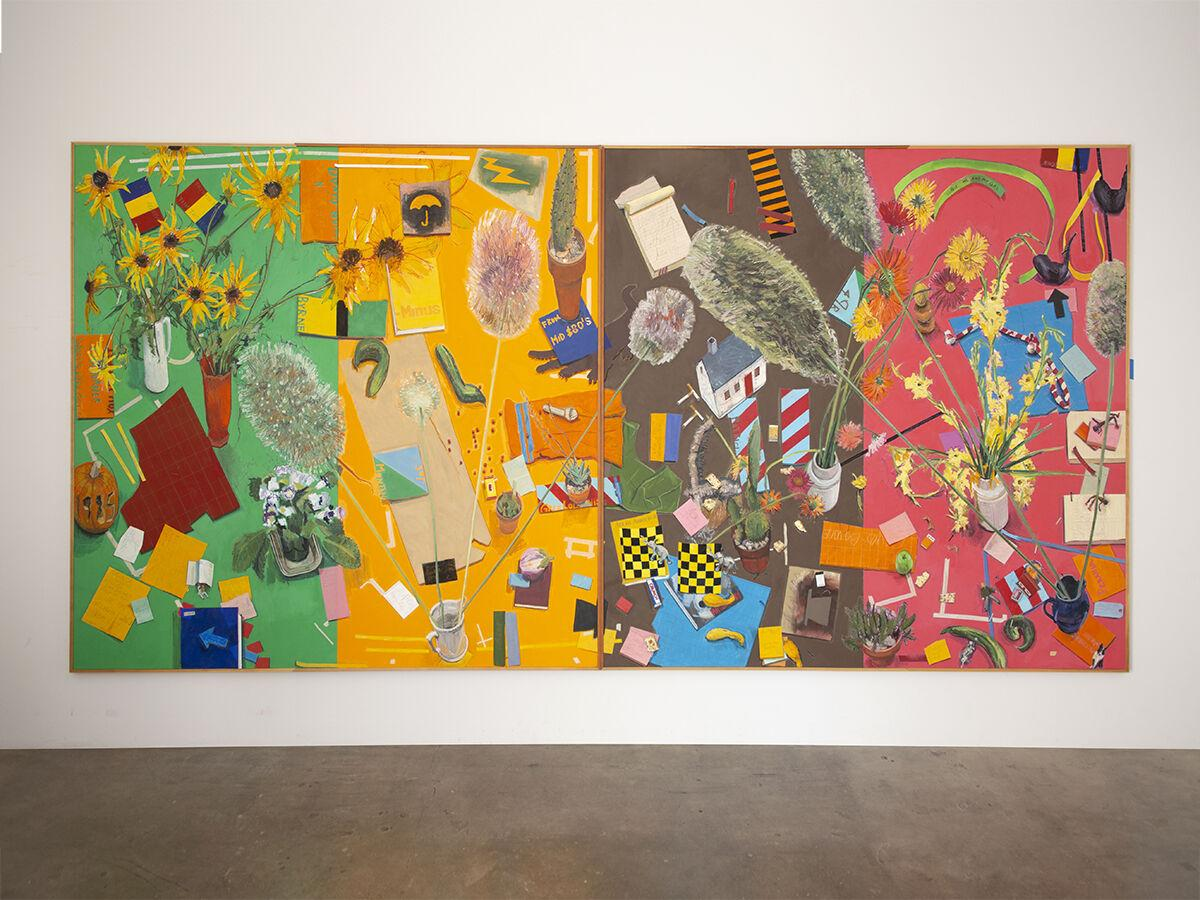 January Things to Do / Manny Farber at QuintONE Gallery