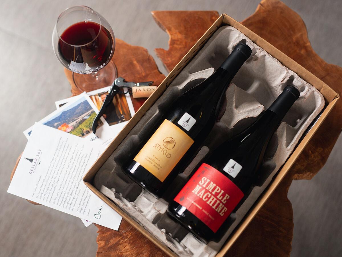 Virtual Wine Clubs / Cellar 503