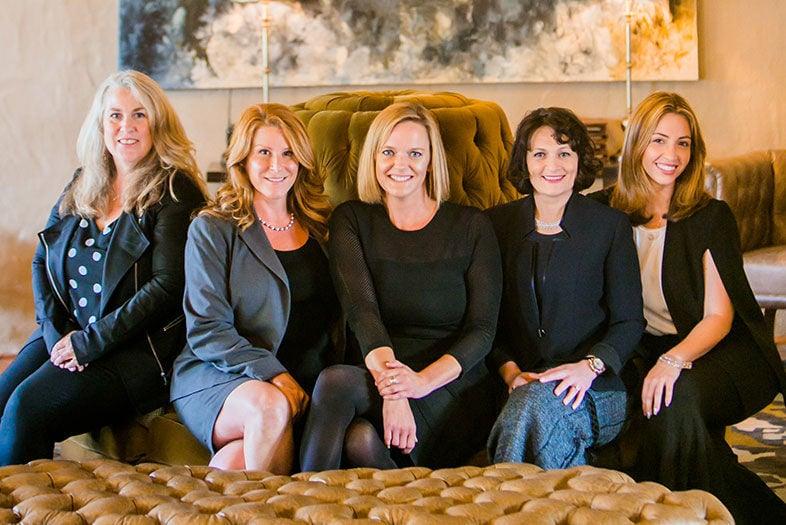 Celebrating Women Profiles 2018