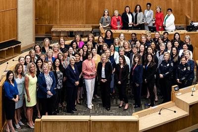 Women Standing Tall in San Diego City Hall