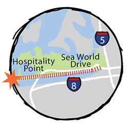 Trail of the Month: Old Sea World Drive