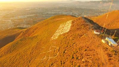 Border Report: Hike the Golden Hill