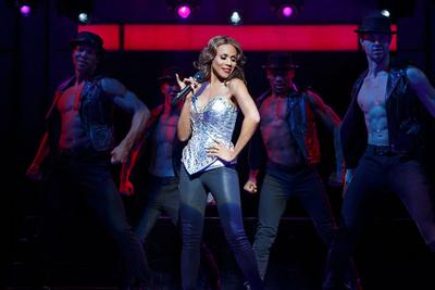 'The Bodyguard' Makes Its San Diego Debut