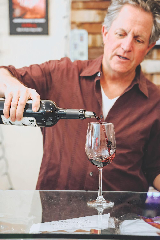 Best San Diego Wineries - Gianni Buonomo