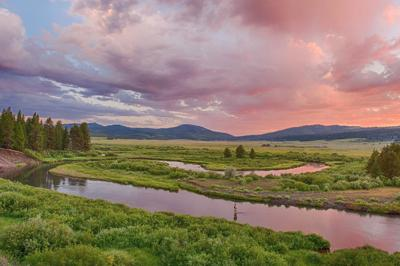 Win a Trip for Two to Yellowstone Country Montana