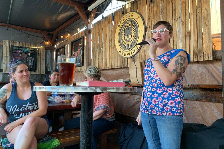 Mujeres Brew Club Brings Beer Education to Barrio Logan