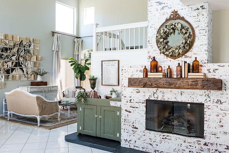 How a Chula Vista Couple DIYed Their House into a Vintage Home